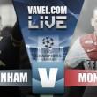 Partita Tottenham Hotspur - Monaco in diretta, LIVE Champions League 2016/17 (1-2)