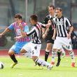 Diretta Catania - Siena, live della partita di Coppa Italia