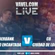 Resumen Liberbank Ciudad Encantada vs CB Ciudad de Logroño (29-32)