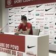Victor Cuesta defende Paulão e culpa antiga gestão pelo rebaixamento: 'Fizeram tudo errado'