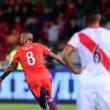 Qualificazioni Russia 2018 - Cile, una vittoria Vidal: battuto 2-1 il Perù