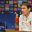 """Rudi García: """"Será duro ganar, pero nos la jugaremos"""""""