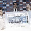La ONCE diseña un cupón especial para conmemorar los 25 años de la FCPE