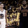 Tope salarial en Cavaliers y Warriors