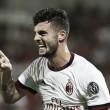 """Promessa do Milan, Cutrone ganha voto de confiança de Montella: """"Decidimos mantê-lo"""""""