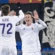 Europa League - La Fiorentina si fa male da sola