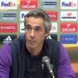 Europa League - Fiorentina, Paulo Sousa commenta il successo