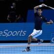 ATP Finals - Djokovic trova la riserva Goffin, in serata Raonic - Thiem per un posto al sole