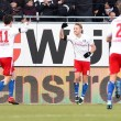 SV Darmstadt 98 0-2 Hamburger SV: Die Rothosen claim vital first win of the season
