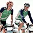 En Irlanda también pedalean