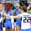 Volley F, Torneo di qualificazione olimpica: Italia-Belgio 3-2 al termine di una partita da cardiopalma