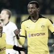 Adrián Ramos anotó en la goleada del Dortmund ante el Eintracht