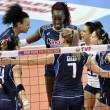 Il sogno olimpico dell'Italvolley femminile continua, ma quanta sofferenza