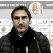 """Angelo Gregucci: """"Estamos preparados para representar a la ciudad, a la afición y a la Lega Pro"""""""