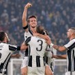Juve, Rugani e Allegri nel post-partita