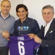 Zárate y Tino Costa nuevos jugadores 'viola'. Rossi sale cedido al Levante