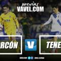 Previa AD Alcorcón - CD Tenerife: Sed de venganza