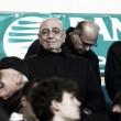 Apesar de elogiar duelo com o Napoli, Galliani critica resultado e diz que Milan mereceu empatar