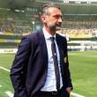 Chievo Verona: la gioia di D'Anna nel post gara