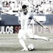 Diego Rico, elegido el mejor ante el Málaga