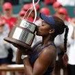 Tennis : Récap des finales de dimanche
