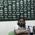 """Beccacece: """"Estoy contento de haber clasificado a la Libertadores por primera vez"""""""