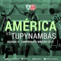 Resultado América-MG 2x0 Tupynambás no Campeonato Mineiro 2019