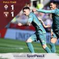 Serie A - Tra Fiorentina e Torino finisce in parità: 1-1 al Franchi