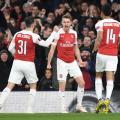 Europa League - Ramsey e Torreira stendono il Napoli: vince l'Arsenal 2-0