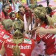A1F Playoff: Busto travolge Bergamo, 3-0 al PalaYamamay