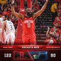 NBA Playoff day 2 - Vincono Bucks e Rockets