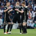 Champions League - L'Ajax vince il primo atto: battuto il Tottenham 0-1