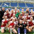 Brighton Women 0-4 Arsenal Women: Seagulls brushed aside as Gunners secure WSL title