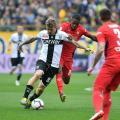Serie A - Il Parma è salvo, Fiorentina in bilico: 1-0 al Tardini