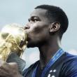 """Pogba celebra título mundial e exalta geração da França: """"Estamos na história"""""""