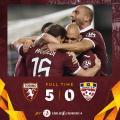 Europa League Qualificazioni- Manita Torino allo Shakhtyor e qualificazione in archivio