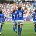 Mondiale femminile: manita dell'Italia contro la Giamaica e si vola agli ottavi!