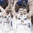 LegaBasket Serie A - Buio Olimpia, Trento passa ancora al Forum e ipoteca la finale scudetto (71-78)
