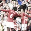 El Manchester United aleja los fantasmas con la ayuda del Leicester