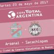 El Arse y el Violeta se miden por Copa Argentina