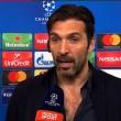 """Champions League - La rabbia di Buffon: """"Arbitro incapace"""""""
