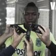 """Dayron Mosquera: """"Contra Nacional todos los equipos se quieren jugar una final"""""""