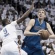Dallas toma Oklahoma City en una pésima noche de Durant