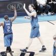 Resumen NBA: los Warriors ganan sin Curry; Toronto y Dallas empatan la eliminatoria