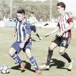 Danial Torres ya debutó con el Deportivo Alavés