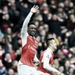 Arsenal 2-1 Leicester City: Welbeck scores dramatic winner to close gap at summit