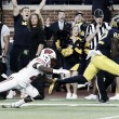Michigan see off Wisconsin in top 10 clash at the Big House