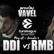 Previa Darussafaka Dogus vs Real Madrid: La serie llega a Turquía