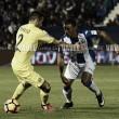 Fotos e imágenes del Leganés 0 - 0 Villarreal, jornada 14 de Liga