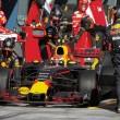 A Baku è subito uno-due Red Bull nelle FP1, ma Vettel c'è